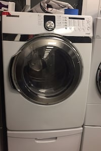 Front load electric dryer excellent condition sumsung Bowie, 20715