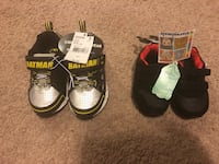 Toddler's two pairs of shoes Des Moines, 50310