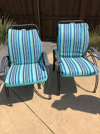 Patio chairs  Irving, 75063