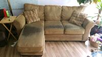 Ashley furniture apartment couch Coquitlam, V3K 5S5