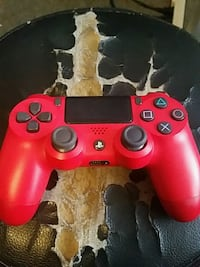 PS4 Red Controller Abbotsford, V2T 5B6