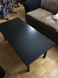 Black IKEA Table  Toronto, M4P 1T6