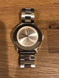 Movado Bold silver with rose gold accents  Miami, 33126