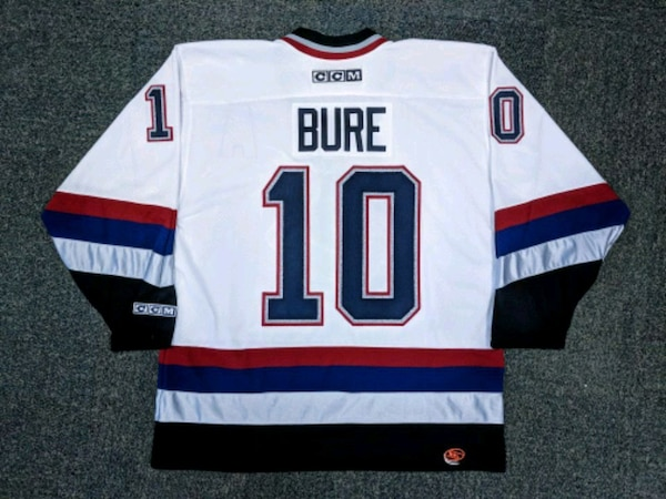 Used Vintage Pavel Bure CCM hockey jersey mens large for sale in ... 53a9f6a4a