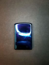 Cross posted/Pick up only  • Ultra Blue butane lighter. • Pick up only Calgary, T3A 4J8