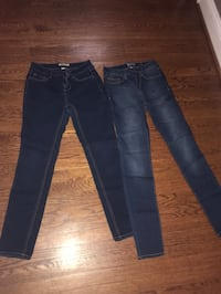 Jeans size 6, and8 New Carrollton, 20784