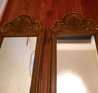 2 Pcs. Matching Dresser or Wall Mirrors Bowie, 20715