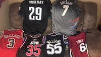 All jerseys for sale  Bethany, 73008
