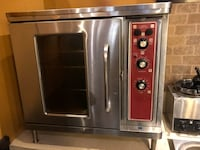 stainless steel and black microwave oven 536 km