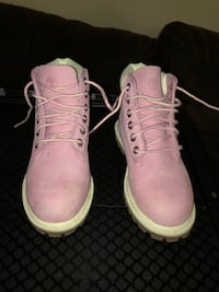 Timberland boots/shoes kids size 12 Silver Spring, 20906