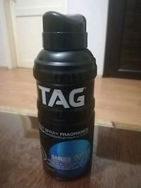 TAG BODY SPRAY deodorant
