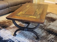 Coffee Table and 2 End Tables PORTORANGE