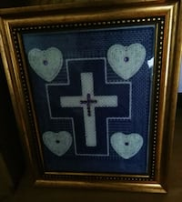 Cross made out of yarn Bossier City, 71112