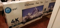 "New Onn 50"" 4K UHD TV Ashburn, 20148"