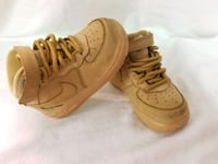 Kids NIKE AIR FORCE 1 high top size 6C, used Brooksville, 34601