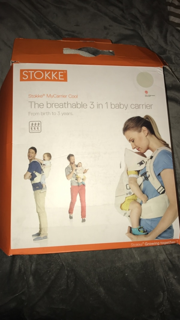 ff9f3efb55d Used Stokke baby carrier for sale in Costa Mesa - letgo