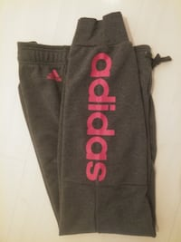 new Women Adidas Joggers  M BURNABY