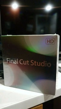 Final Cut studio HD New! Sealed Oshawa, L1J 3B8
