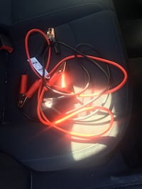 Mini jumper cables  57 mi
