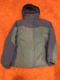 LLBean Blue Kids Jacket - Size 10/12 Ashburn, 20147