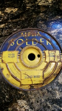 Alpha Solder 40/60 Alloy .125 10+ lbs Havertown, 19083