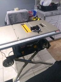 Table Saw, negotiable. Hyattsville, 20782