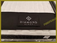 New Mattresses with Warranty < 1 km