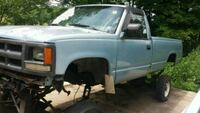 Parting out 92 Chevy doors and interior parts  Greensburg, 15601