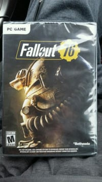 Fallout 76 PC (new sealed) Mount Pleasant, 48858
