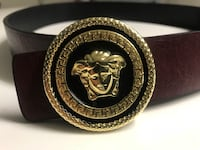 Versace belt Round gold and silver championship ring  Chula Vista, 91911