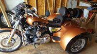 yellow and black touring motorcycle Stephens City, 22655