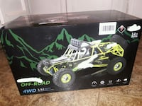 black and green RC car toy Los Angeles, 90011