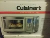 New Cuisinart Combo Steam And Convection  Oven