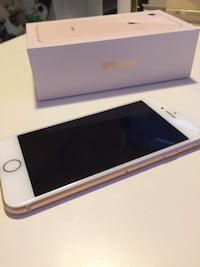 Iphone 8 Rose Gold 64G 6009 km