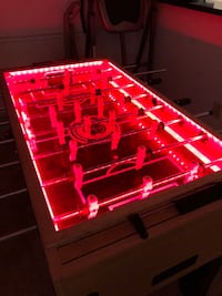 Competition style light up foosball table  Columbia, 21046