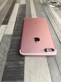İphone 7 plus rose