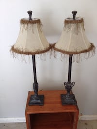 Two lamps Denison, 75020