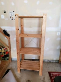 Ikea pine wood shelving Fort Washington, 20744