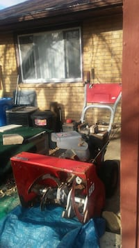Noma 532T 2 stage snow blower. Inkster, 48141