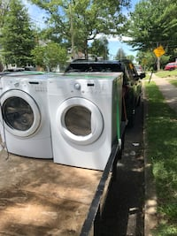 LG Electric Dryer & Whirlpool Washer  Baltimore, 21209