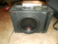Type r amp and sub 1000rms each Albuquerque, 87112