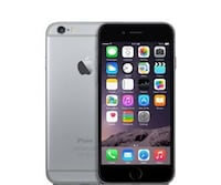 Space Gray iPhone 6 64gb