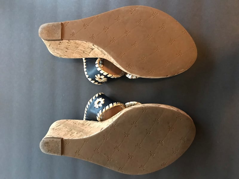 Great Condition Jack Rogers Wedges 7 7ab618b4-1065-44e1-8ce5-f9716d914ee1