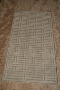 nicole miller G080-451 grey lined area rug Annapolis, 21401