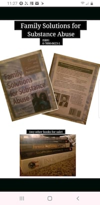 Family Solutions for Substance Abuse(college text) Worcester, 01604