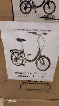 20 schwinn loop folding bike  San Leandro, 94579