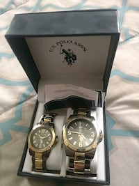 His and Her U.S. Polo Assn. Watch Set Phenix City, 36867