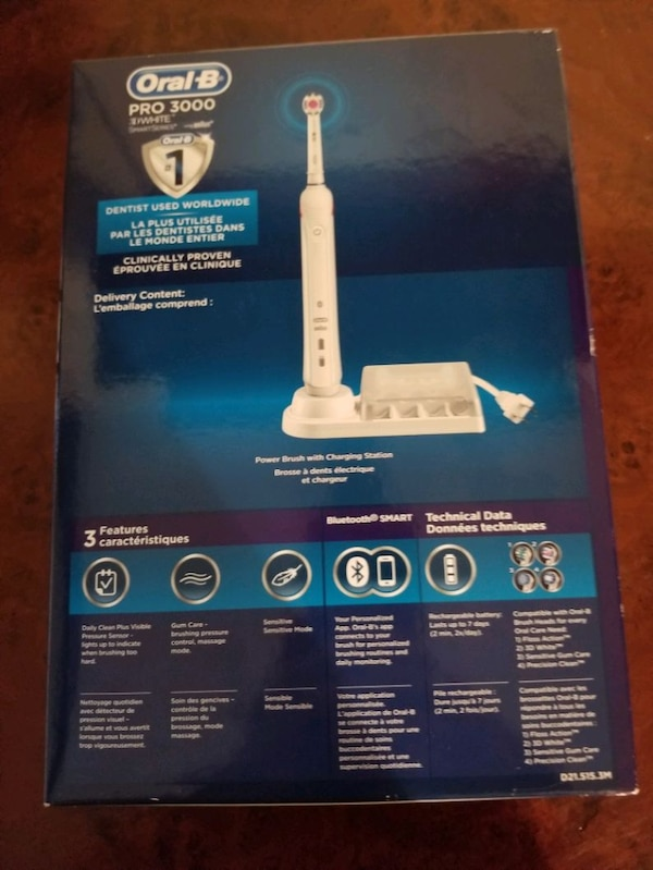 Oral-B toothbrush brand new 1