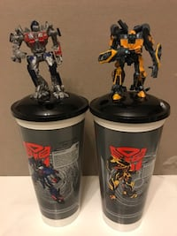 Transformers Plastic Cups Hougang, 530971