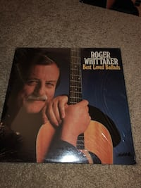 Roger Whittaker- best loved ballads.